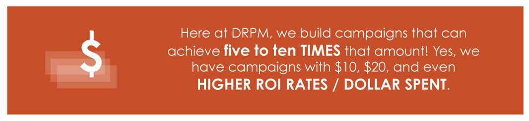 ROI Rates Digital Marketing 101
