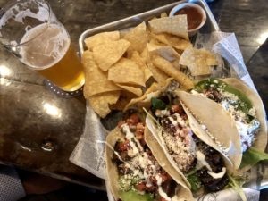 Lakeville Brew Steak Tacos